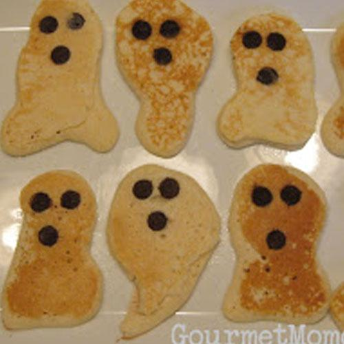 Ghostly Pancakes Recipe