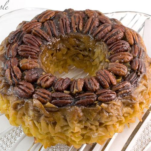 Sweet Pecan Kugel Recipe