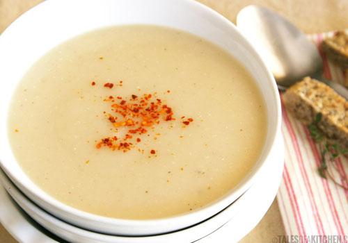 Onion And Turnip Soup Recipe