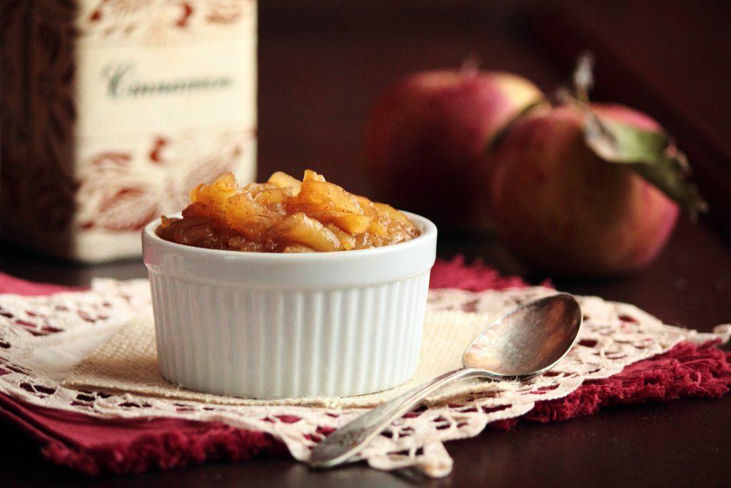 Rosh Hashanah- Applesauce