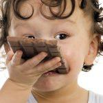 Baby-Eating-Chocolate-Baby-Eating-Candy