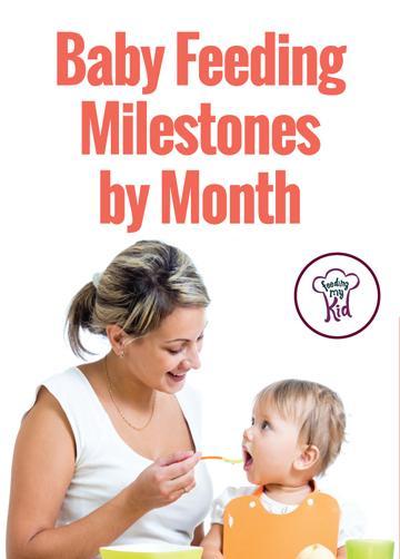 Baby Feeding Milestones Baby Feeding Stage 1-3