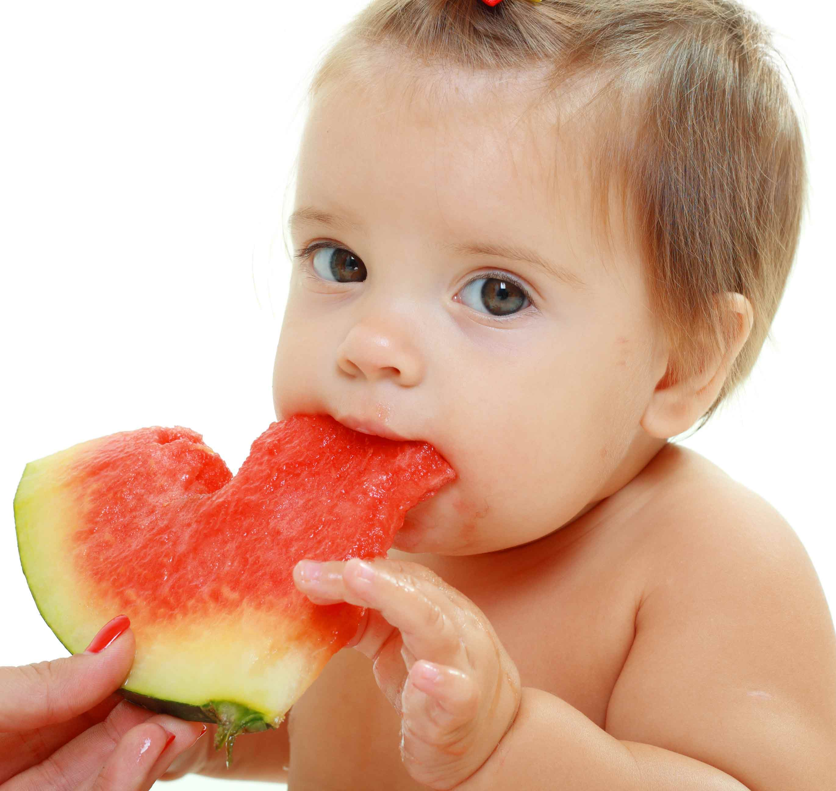 Baby-Led Weaning-Introducing Solids to Baby. Find out how to skip the purees and go straight to solid foods.