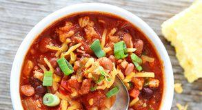 Awesome Crock Pot Chili Recipes. Fall is right around the corner. We have put together a list of deliciously warm and filling chili recipes that can be cooked in your crock pot or slow cooker.