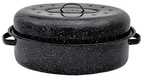 15 Piece Non stick Black Soft handle Cookware