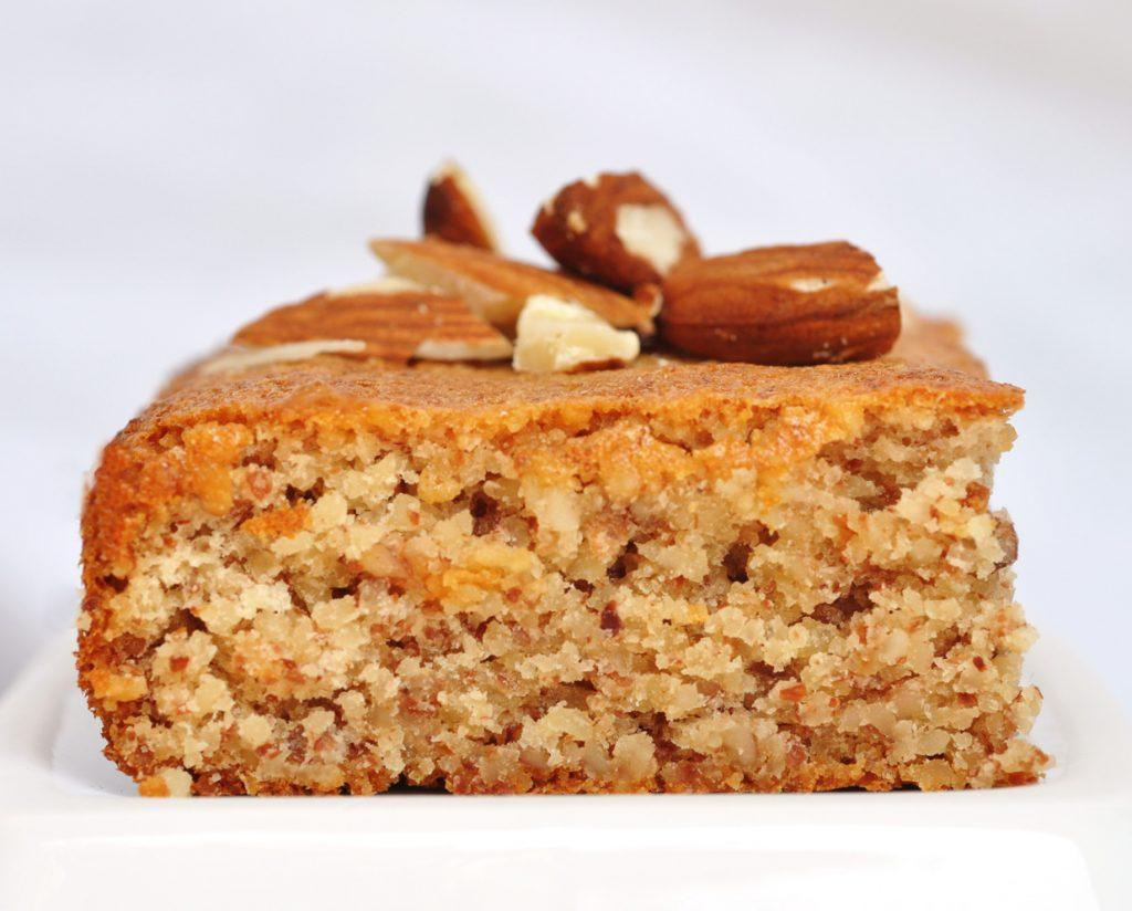 Rosh Hashanah- Flourless Almond Honey Cake