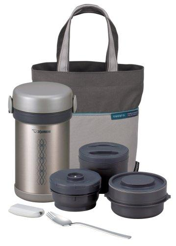 Ms. Bento Stainless-Steel Vacuum Lunch Jar