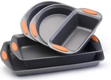 Non-Stick 5-Piece Bakeware Set