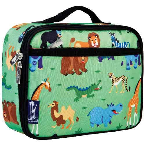 Olive Kids Wild Animals Lunch Box