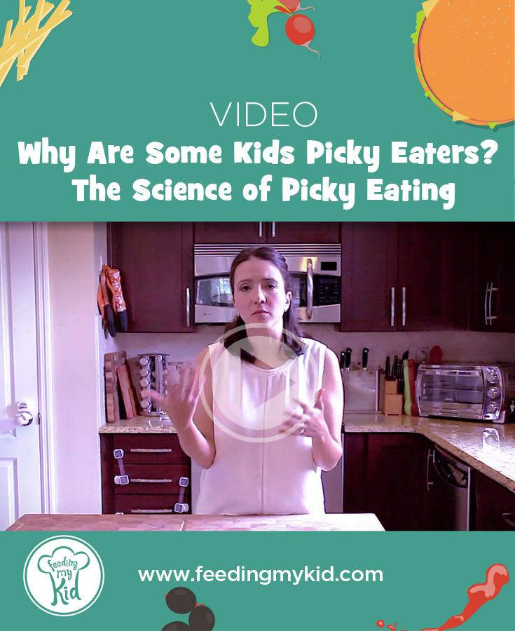 Do you have a picky eater? Is the picky eating stressing you out?