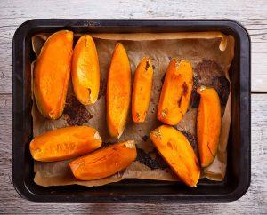 Guide to Making Baby Food Roasting Veggies