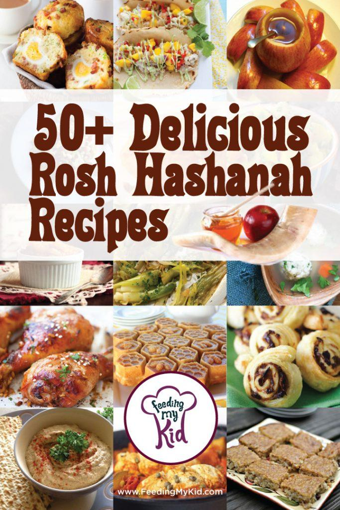 50+ Delicious Rosh Hashanah Recipes Jewish Holiday Food from main courses, side dishes, desserts, etc.