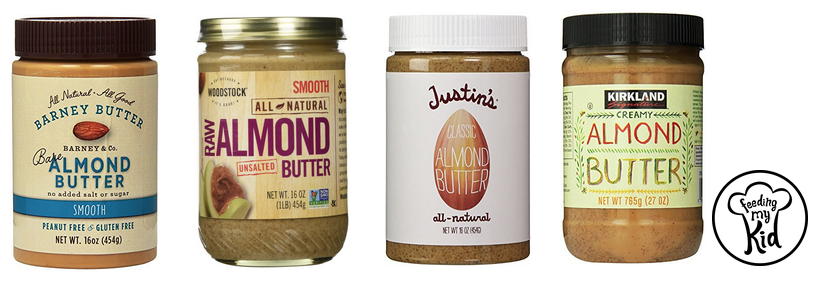 Almond Butters. Find out the health benefits of almond butters.