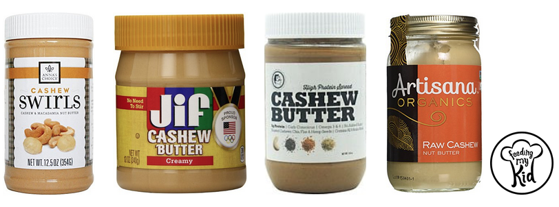 Cashew Butters. Find out the health benefits of cashew butters.
