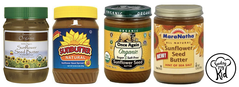 Sunflower seed butter. Find out about the health benefits of sunflower seed butter.