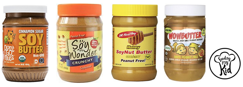 Soy Butters. Find out the health benefits of soy butters.