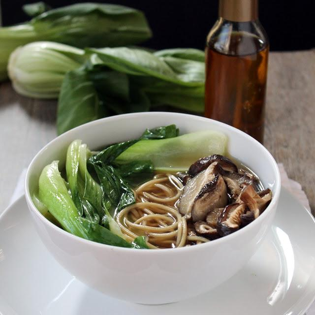 Fun Crockpot Dinner Ideas- Shio Ramen with Chili Oil