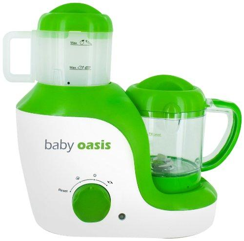 Baby Food Making Tools-Smart Planet Baby Oasis Baby Food Maker