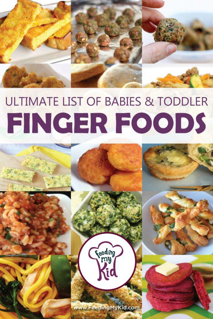 Baby finger foods the ultimate list for babies and toddlers check out our ultimate list of baby finger foods theyre great for toddlers forumfinder Gallery