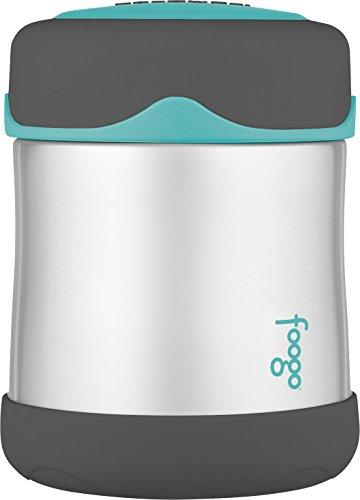 Vacuum Insulated Stainless Steel 10-Ounce Food Jar