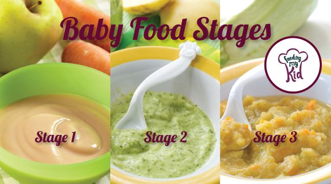 Stage Three Baby Food Recipes