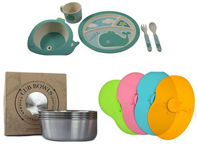 Top Picks: Plates, Placemats and Feeding Trays