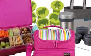 Ergonomic Lunch Boxes