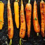 Toddler Finger Foods-Carrots