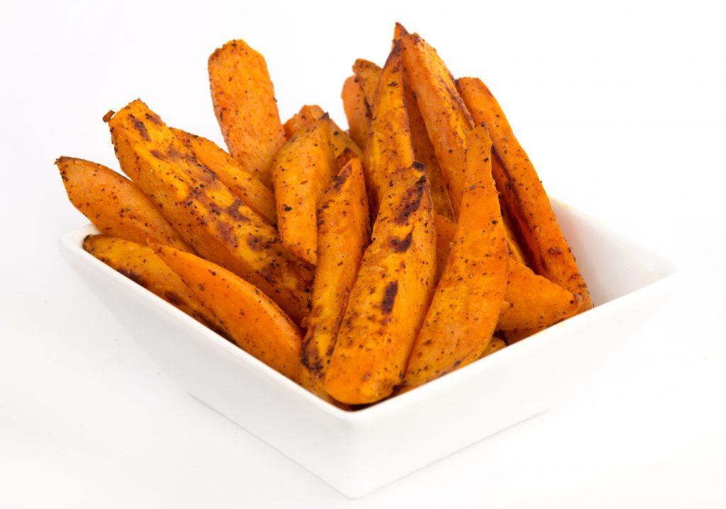 Toddler Finger Foods-Sweet Potato Fries