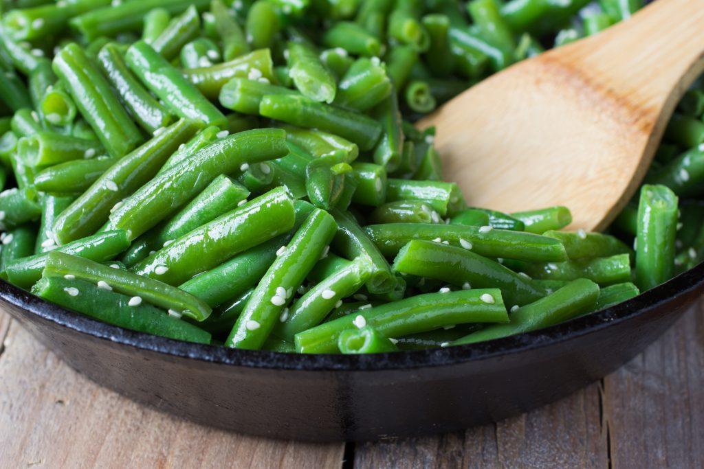Finger Foods- Green Beans