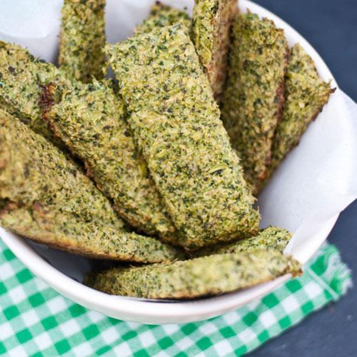 Broccoli Breadsticks