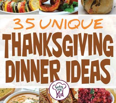 Thanksgiving time is here again! Check out our list of 35 unique Thanksgiving dinner ideas that you can count on to be a hit this year at your dinner table or potluck party. Need more recipe ideas? Check out our Traditional Thanksgiving Menu Ideas and Thanksgiving Dessert Ideas Share your favorites in the comments below! We would love to add them to next year's list.