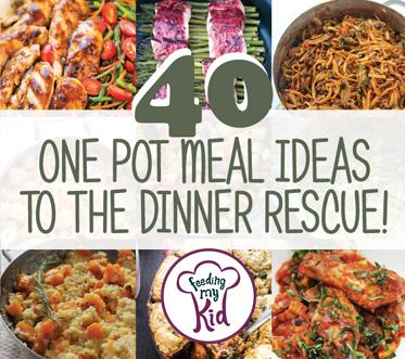 40 one pot meals ideas to the dinner rescue Something different to make for dinner
