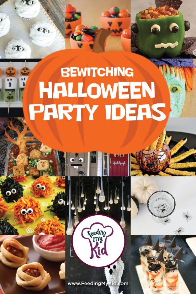 Bewitching Halloween Party Ideas
