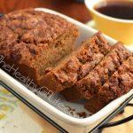 Cinnamon-Swirl Butternut Squash Mini Loaves