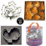 Fall Cookie Cutters