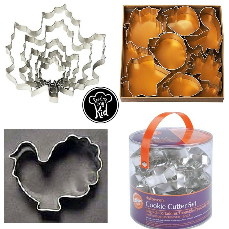 Fall Cookie Cutters. Check out our favorite baking pans and cookie cutters all shaped to help you celebrate Fall. Create tasty fall desserts using these Fall themed bakeware.