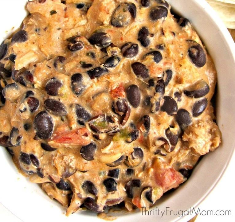 Creamy Crockpot Mexican Chicken Recipe