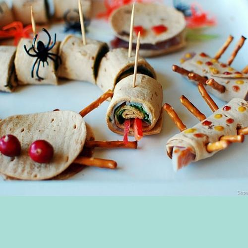 Creepy Crawly Appetizers