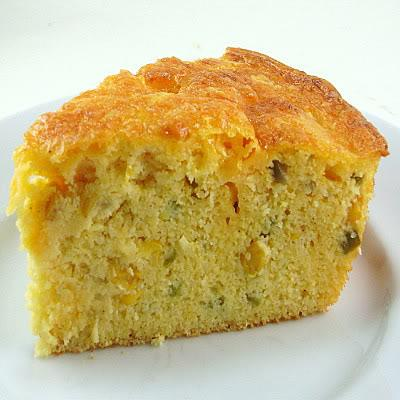 Crock Pot Mexican Corn Bread