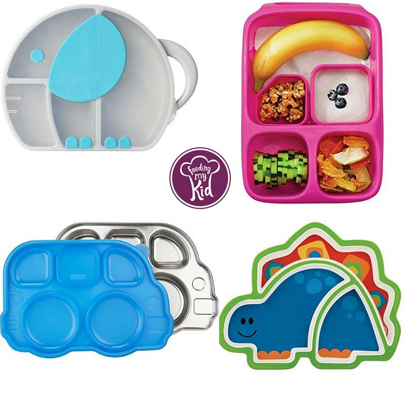 Picky Eating Tools- Divider Plates