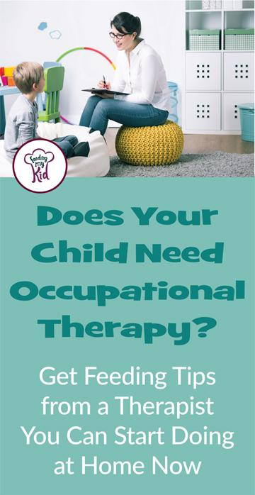 Does Your Child Need Occupational Therapy