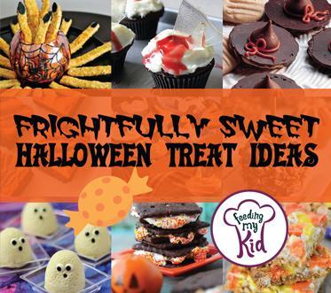 Frightfully Sweet Halloween Treat Ideas