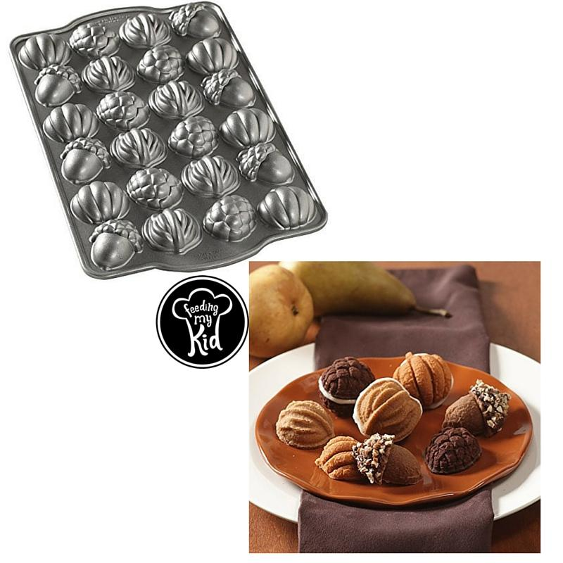 Harvest Bites Mini Cake Pan
