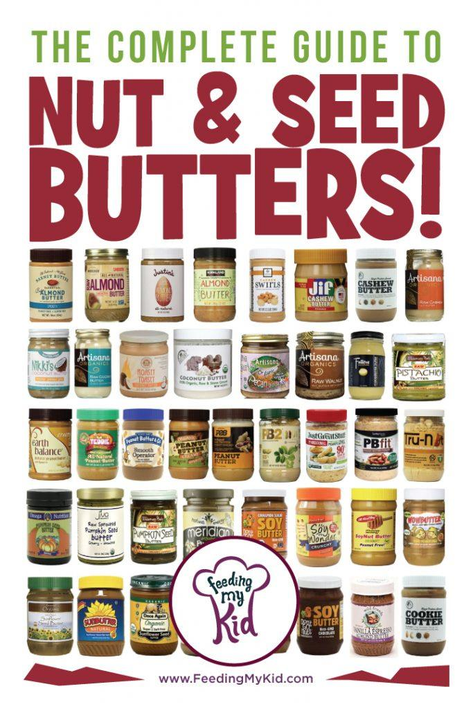 There's so much more to explore than just peanut butter! We lay out the whys and hows to use these knockout alternatives. From savory soy or pumpkin seed butter to creamy cashew butter and beyond, these nut and seed butters will become your new go-to for PB & J's!