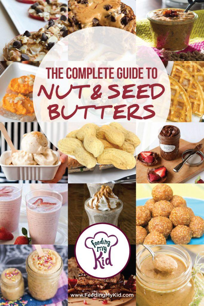 Nut and Seed Butter Recipes