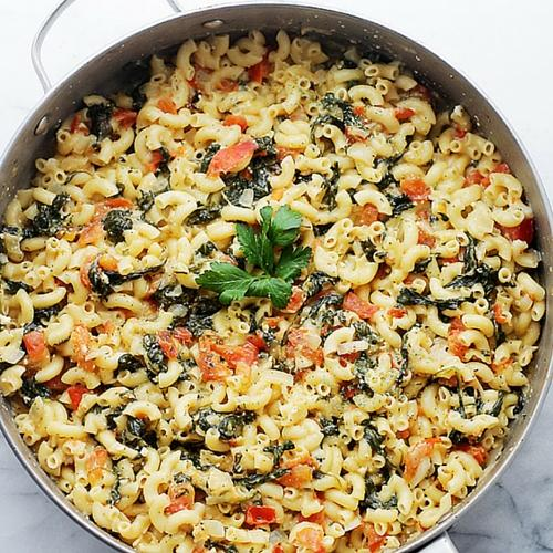 healthy mac and cheese recipe