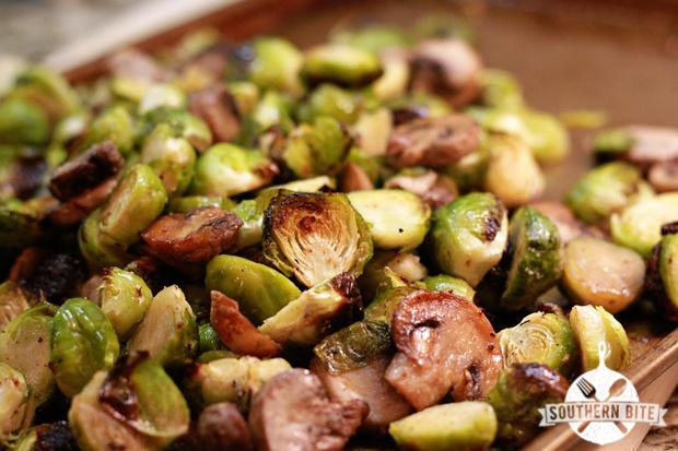 Baby Food Brussel Sprouts Recipe