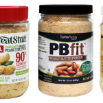Powdered peanut butter. Is powdered peanut butter healthy?
