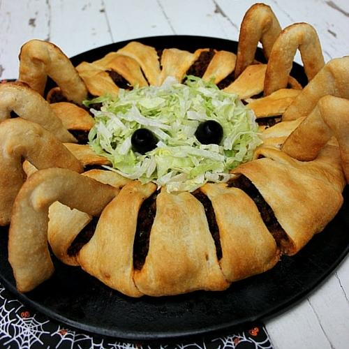 Spider Taco Ring